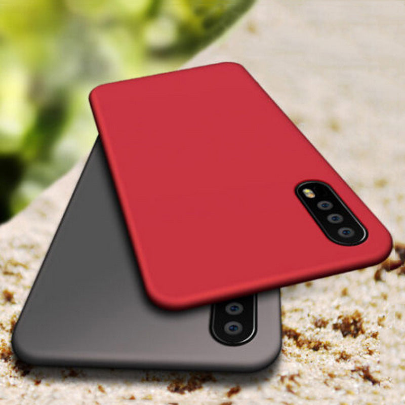 Luxury Matte Anti-skid Phone Hard PC Plastic Back Cover For Huawai P20 Lite P20 Pro P20