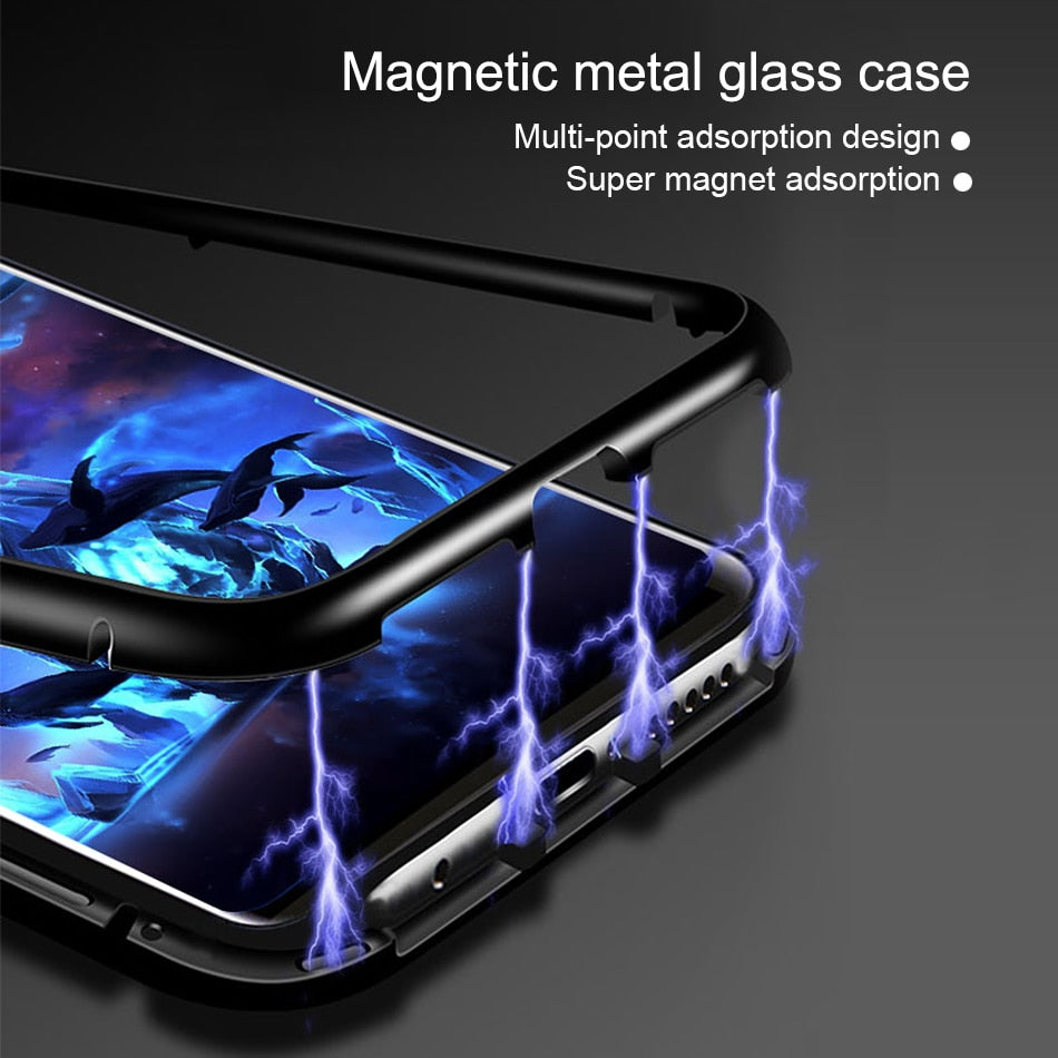 Magnetic Adsorption Phone Case for Samsung Galaxy S9