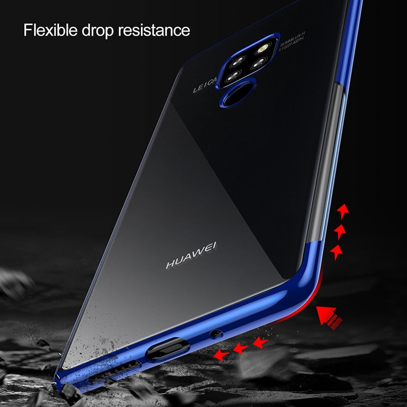 Luxury Plating Case For Huawei Mate 20