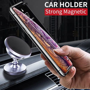 Car Magnetic Holders & Stands For Mobile Phone