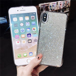 Luxury Glitter Rhinestone Phone Case For iPhone