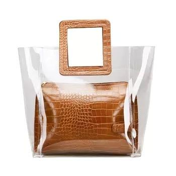BROWN RITA HANDBAG
