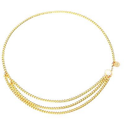 Fera GOLDEN BODY CHAIN BELT