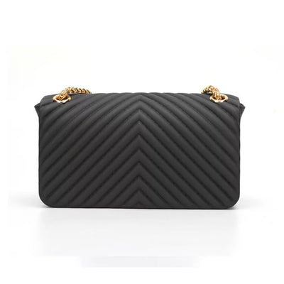 CLARA BLACK CROSSBODY BAG