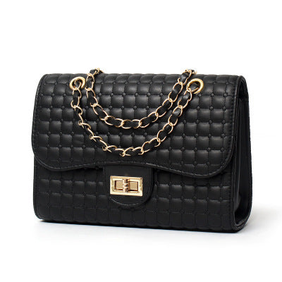DIMA BLACK CROSSBODY BAG