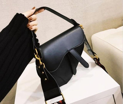 RACHEL FLAP LIMITED BIG BAG BLACK