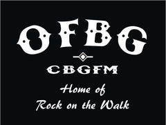 "OFBG ""Rock on the Walk"" Logo T-shirt"