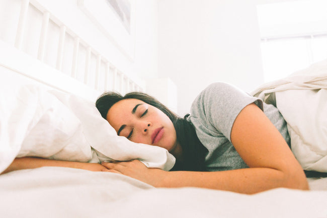 Fall Asleep Faster with CBD