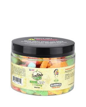 Sun State Hemp - CBD Gummy Worms - Edibles & Gummies -  - Sun State Hemp - Have A Nice Day CBD