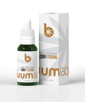 Bluumlab - CBD Full Spectrum Tincture - Have A Nice Day CBD
