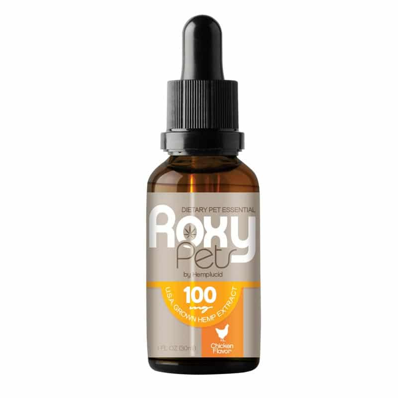 Roxy Pets CBD for Dogs - Have A Nice Day CBD