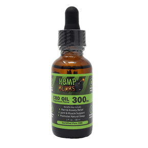 Hemp Bombs - CBD Oil
