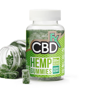 CBDfx - CBD Edible - Gummies - Turmeric & Spirulina - 5mg - Oils -  - CBDfx - Have A Nice Day CBD