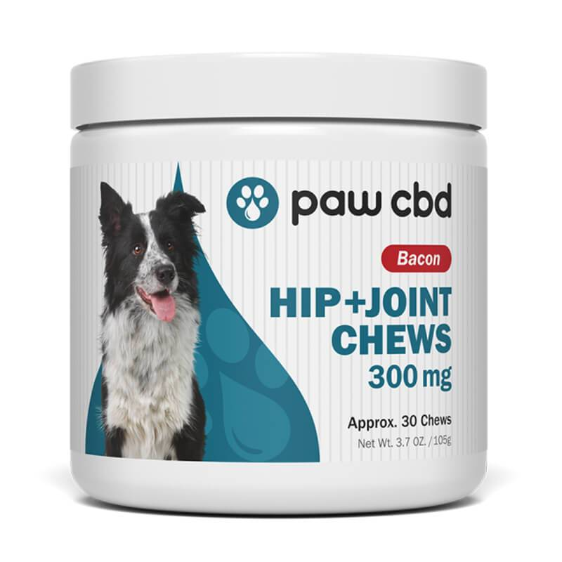 cbdMD - CBD Pet Treats - Bacon Canine Hip+Joint Chews - 150mg-600mg - Pets -  - cbdMD - Have A Nice Day CBD