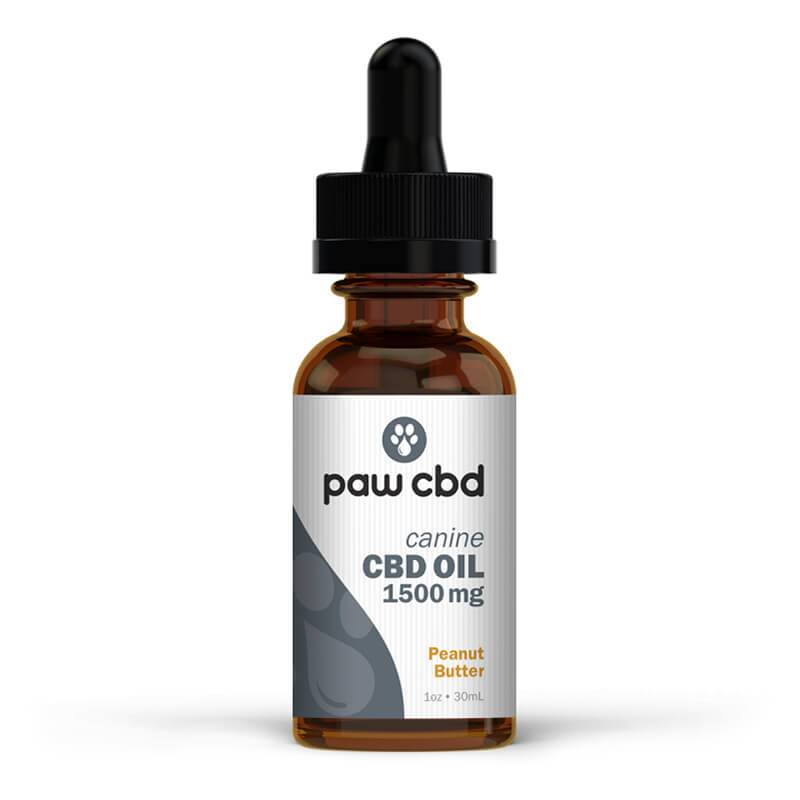 cbdMD - CBD Pet Tincture - Peanut Butter Flavored for Canines - 150mg-3000mg - Oils -  - cbdMD - Have A Nice Day CBD