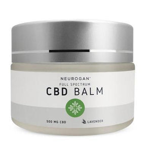 Neurogan, Inc. - CBD Topical - Full Spectrum Lavender Balm - 500mg-2000mg - Bodycare -  - Neurogan, Inc. - Have A Nice Day CBD