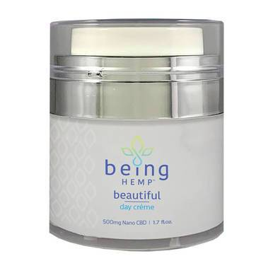 being HEMP - CBD Topical - Day Creme - 500mg - Bodycare -  - being HEMP - Have A Nice Day CBD