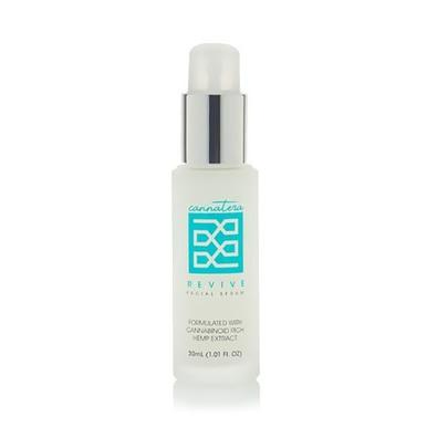 Reef - CBD Topical - Cannatera Revive Facial Serum - 50mg - Bodycare -  - Reef CBD - Have A Nice Day CBD