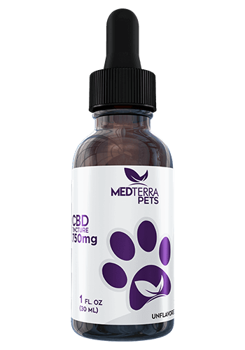 Medterra - CBD Pet Tincture - Unflavored - 150mg-750mg - Oils - 750 MG - Medterra - Have A Nice Day CBD