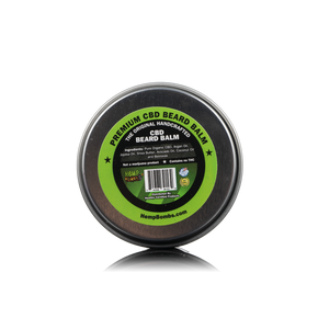 Hemp Bombs - CBD Beard Balm - Have A Nice Day CBD