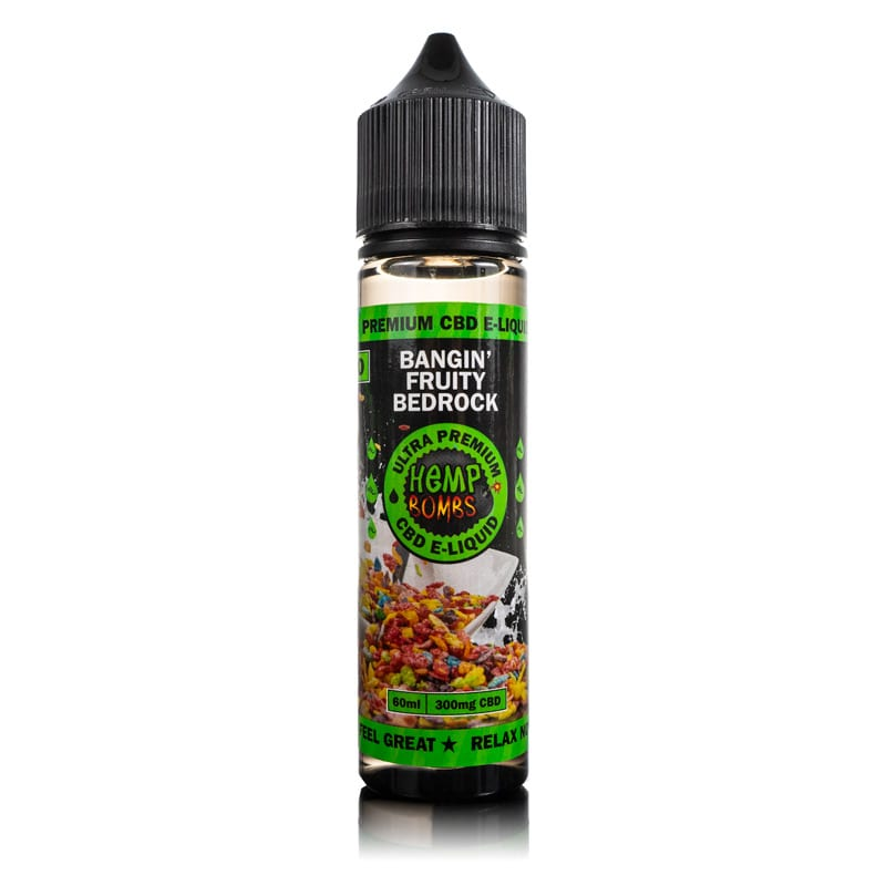 Hemp Bombs - 300mg CBD E-Liquid - 60ml