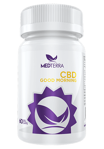 Medterra - Good Morning Capsules 25mg