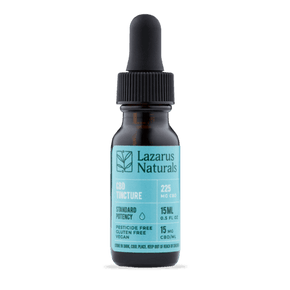 Lazarus Naturals - Standard Potency CBD Tincture - Have A Nice Day CBD