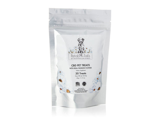 Petals and Tails- CBD Pet Treats 5mg