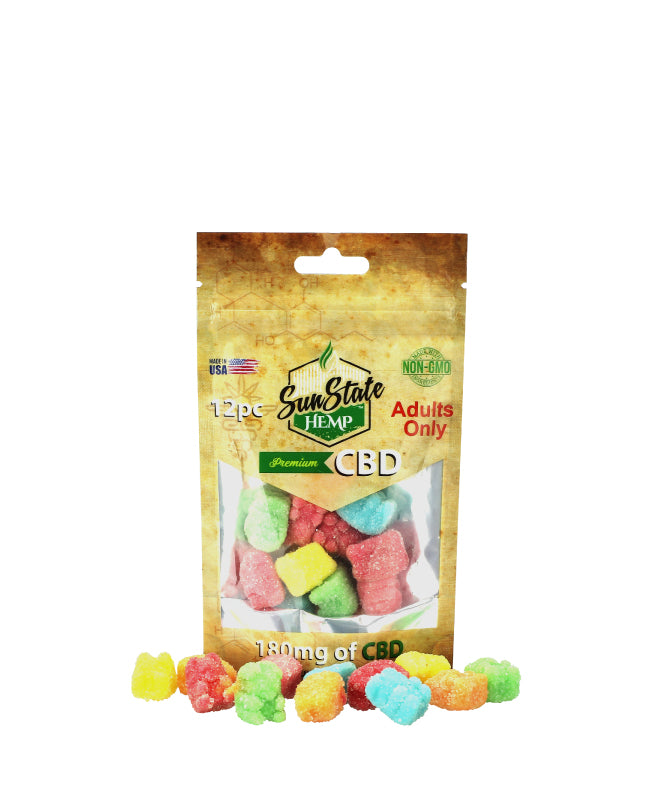 Sun State Hemp - CBD Gummy Bears