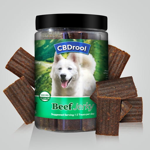 CBDrool - Beef Jerky - Have A Nice Day CBD
