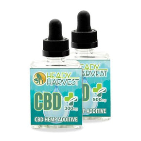 Heady Harvest - CBD E-Liquid Additive