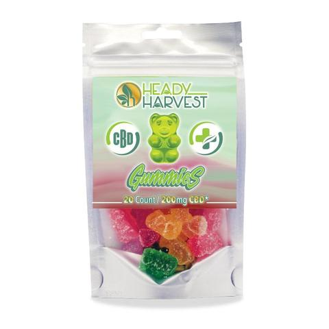 Heady Harvest - CBD Gummies