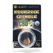 Heady Harvest - CBD Moonrock