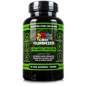 Hemp Bombs - CBD Gummies - Have A Nice Day CBD