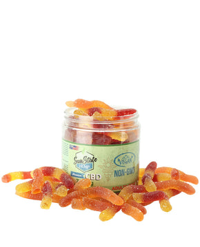 Sun State Hemp - Organic Gummy Worms