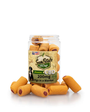 Sun State Hemp - Pet Treats Pigs in a Blanket - Have A Nice Day CBD