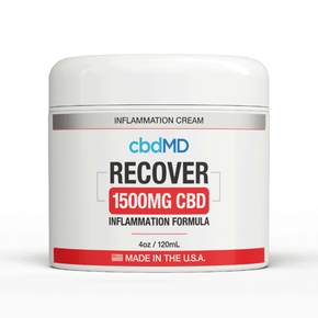 cbdMD - Recover 4oz Tub - Have A Nice Day CBD