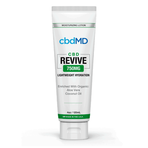 cbdMD - Moisturizing Lotion 4oz Squeeze - Have A Nice Day CBD