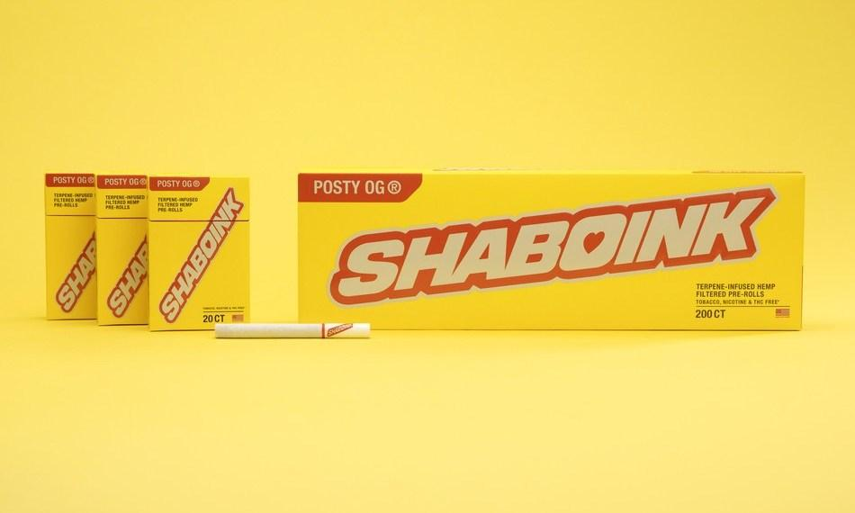 Shaboinks - Original Hemp Pre-Rolls By Post Malone & Sherbinski - Have A Nice Day CBD