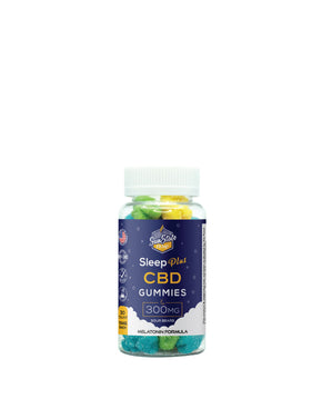 Sun State Hemp - CBD Sleep Plus - 30pcs - Edibles - 300mg Gummies - Sun State Hemp - Have A Nice Day CBD