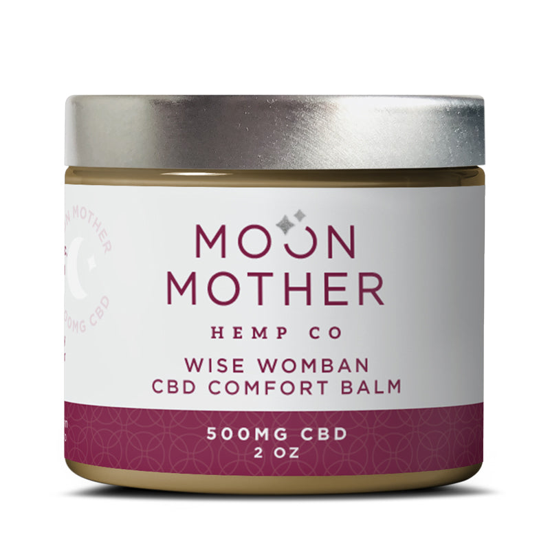 Moon Mother - Wise Woman Comfort Balm - Have A Nice Day CBD
