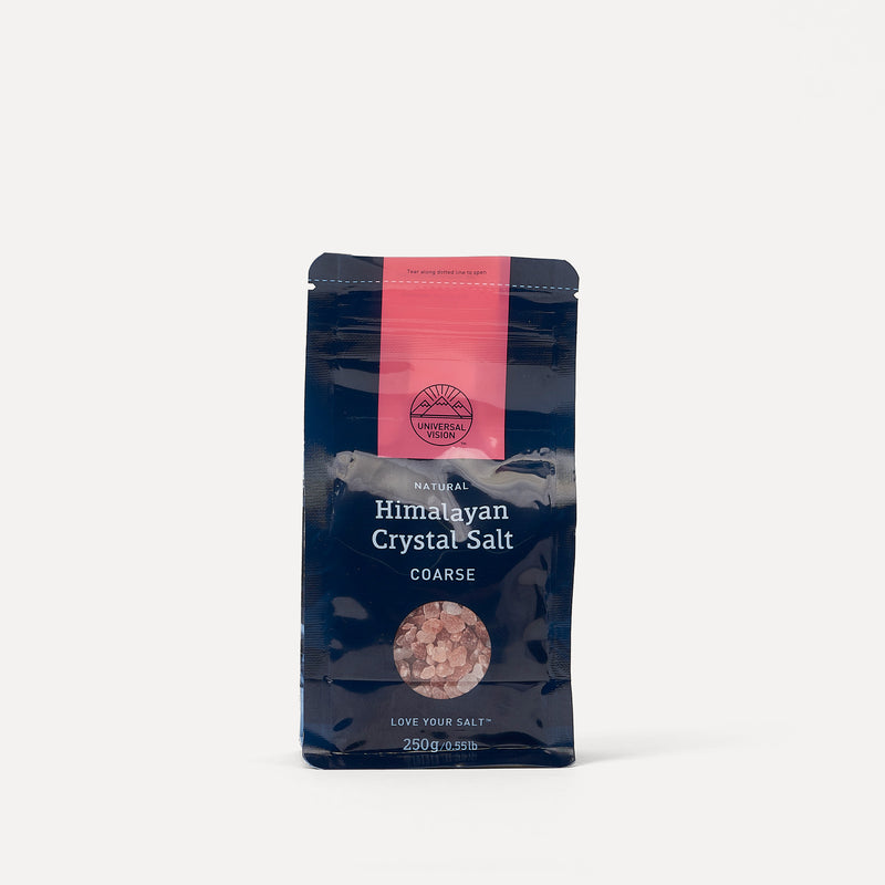 Himalayan Crystal Salt 250g Coarse