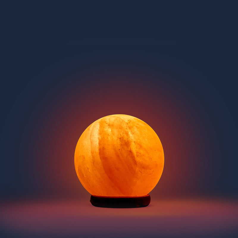 Himalayan Crystal Salt Lamp Ball