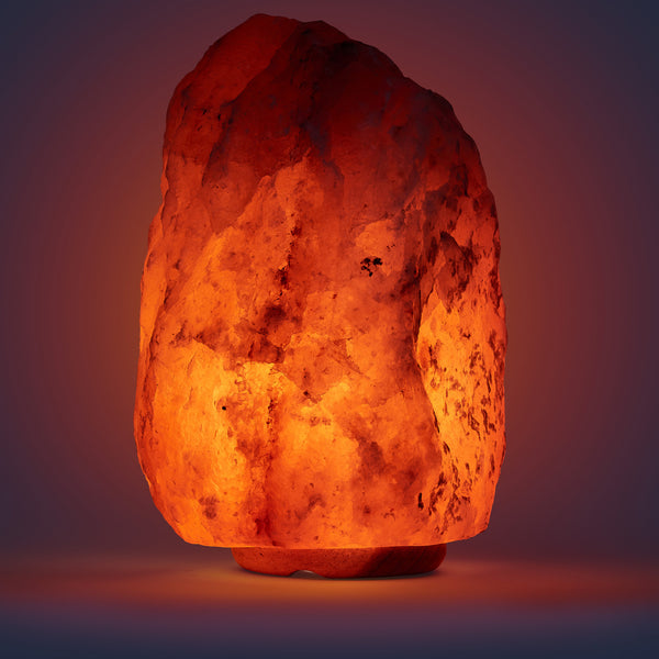 Himalayan Crystal Salt Lamp X-Large (8.1-11kg)