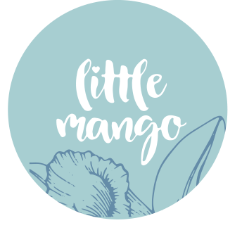 Little Mango Natural Deodorant