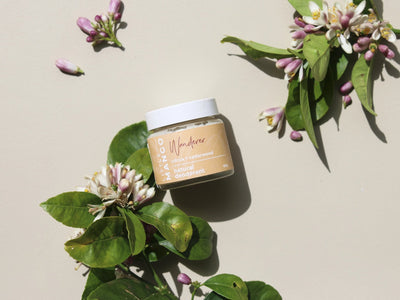 Little Mango Citrus + Cedarwood Natural Deodorant WANDERER