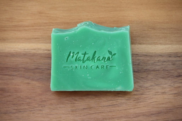 Matakana Skincare Lime & Avocado Soap