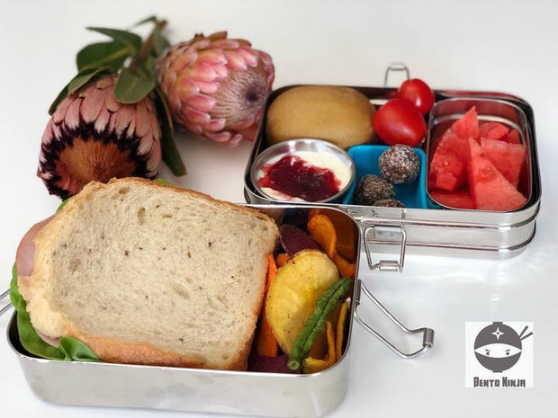 Eco Friendly Stainless Steel Bento Lunchbox