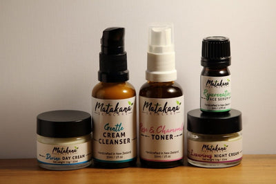 Matakana Skincare Travel Pack