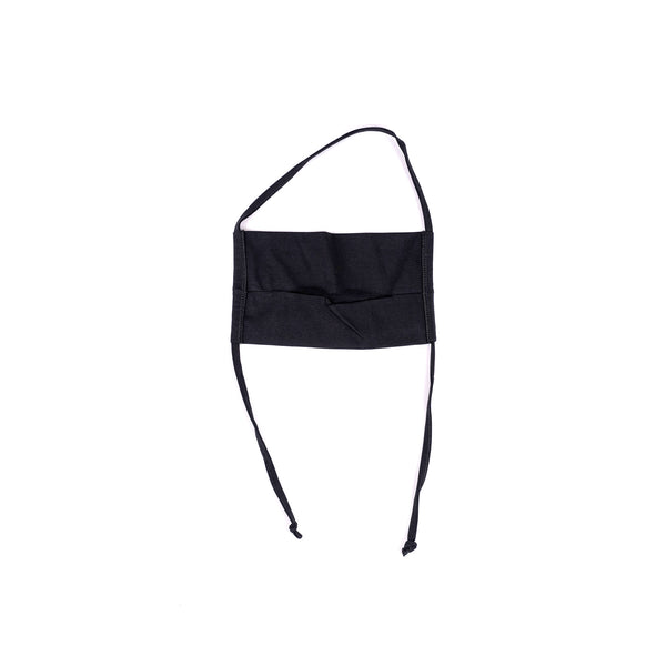 ONI FACE MASK - BLACK